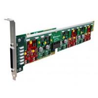 Sangoma A400: 2–24 Port Expandable Analog Voice Card / HW Echo Canceler