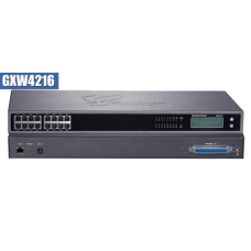 Grandstream GXW4216 16FXS Analog VoIP Gateway