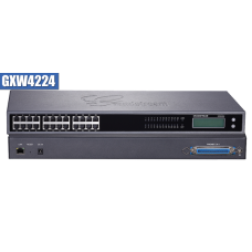 Grandstream GXW4224 24FXS Analog VoIP Gateway